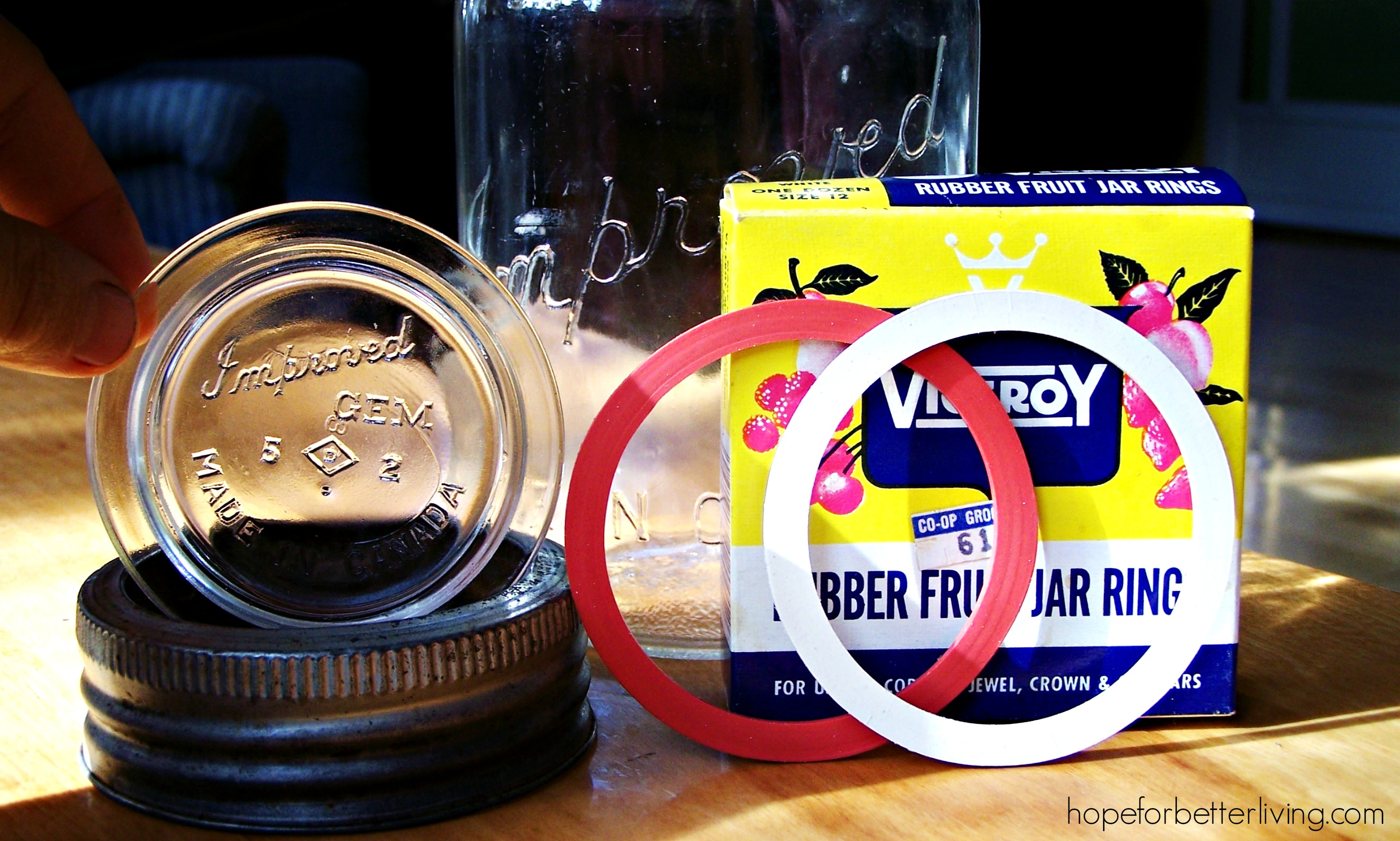 Glass Canning Lid Discovery: How to Safely Use and Waterbath Can