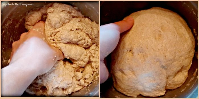 How to Make Desem Bread