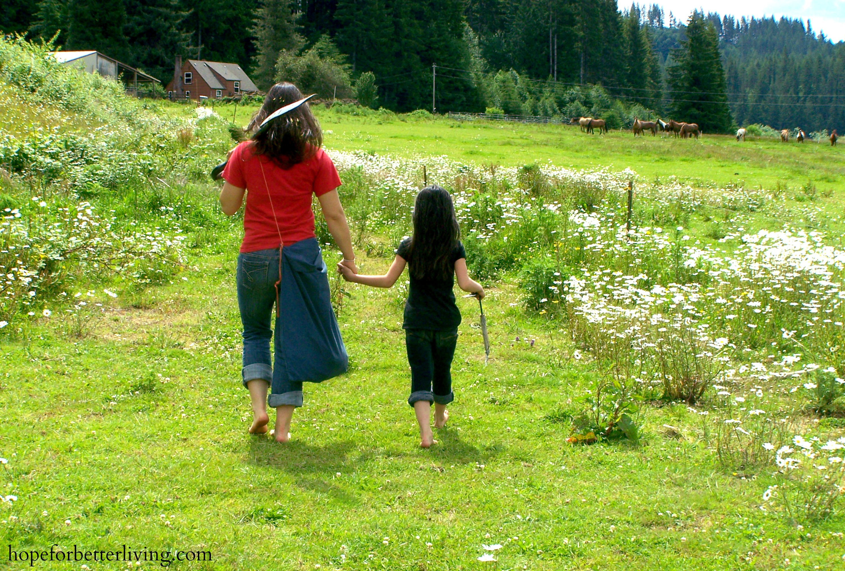 7 Ways Homesteading Will Improve Your Health