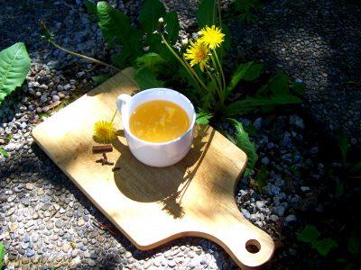 Dandelion Blossom Spice Tea