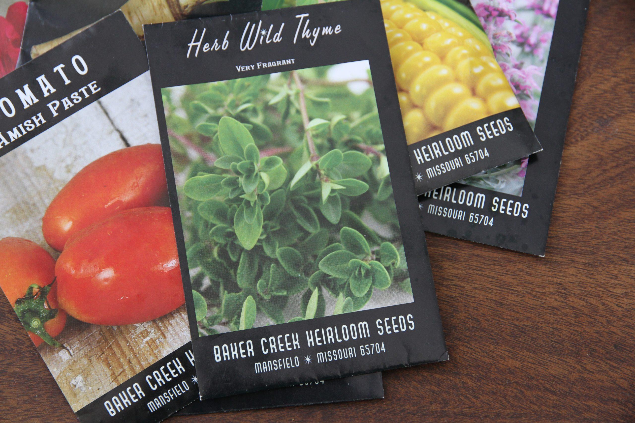 How to Choose Garden Seeds Based on Your Harvest Needs