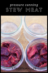 Learn all about pressure canning meat at home