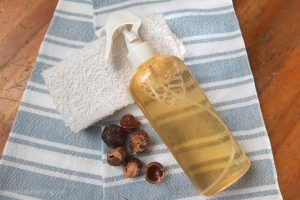A Natural Household Cleaner