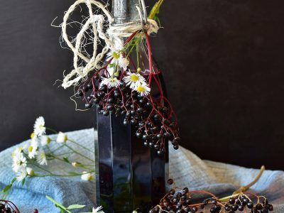 7 Elderberry Recipes For Your Kitchen