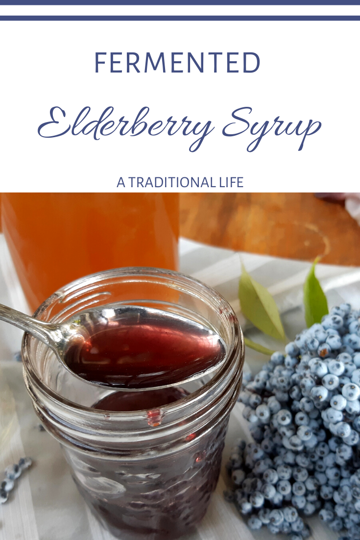 An Easy, DIY elderberry syrup recipe