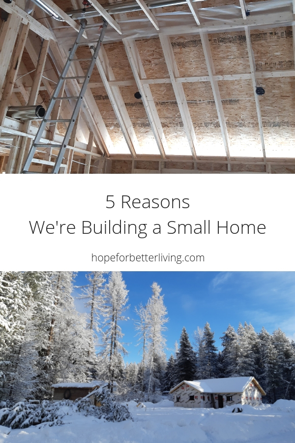 5 Reasons We're Building a Small Home (2)