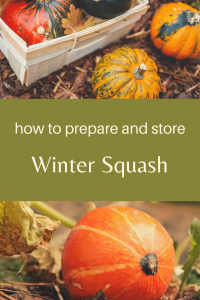 Want to keep your squash over the winter months? Learn how here!