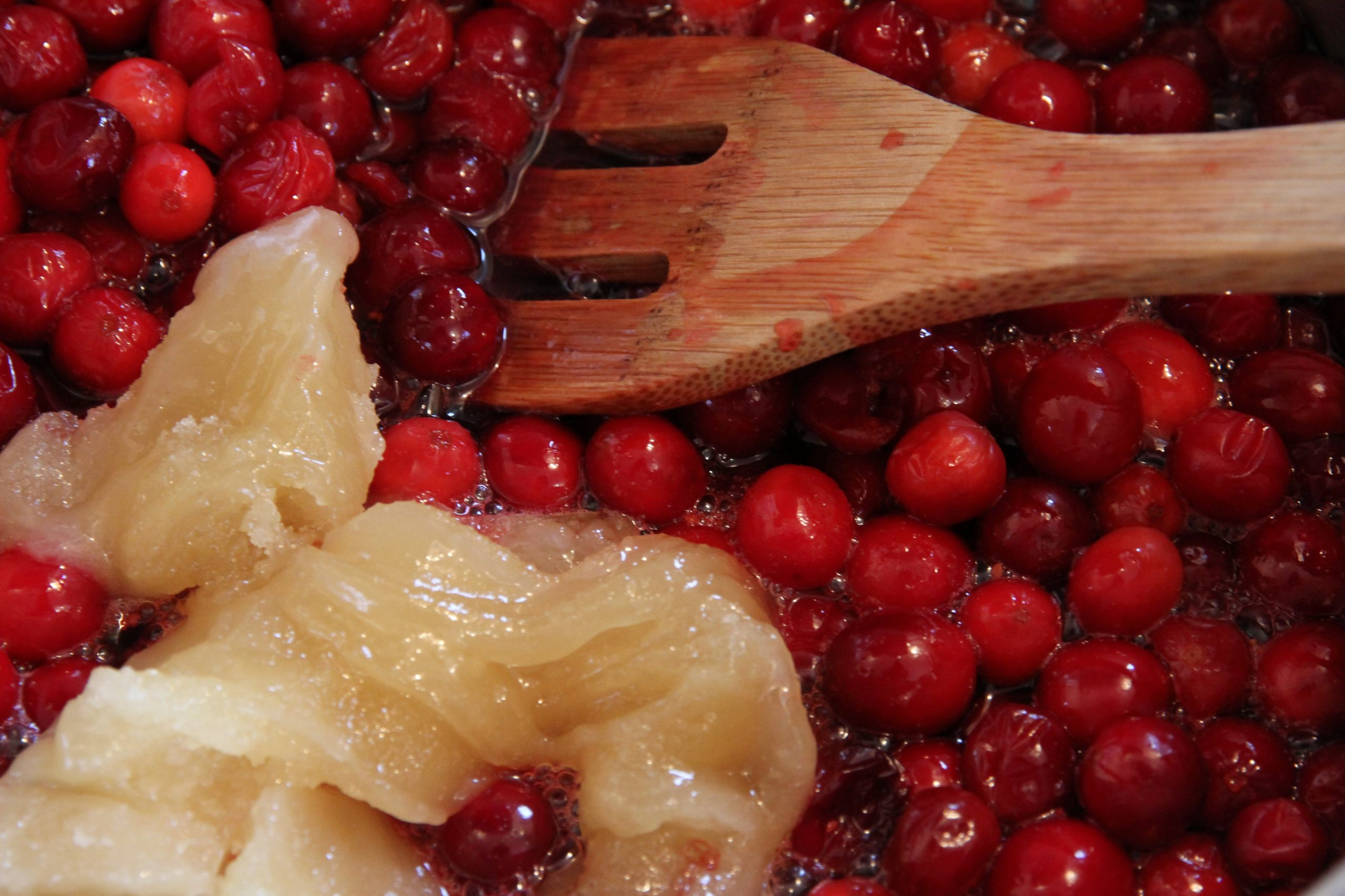 An Old Fashioned Cranberry Sauce Recipe