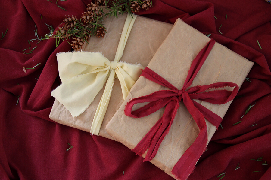 6 Rustic Wrapping Paper Replacements